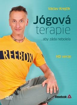 Jógová terapie - elektronická veze DVD